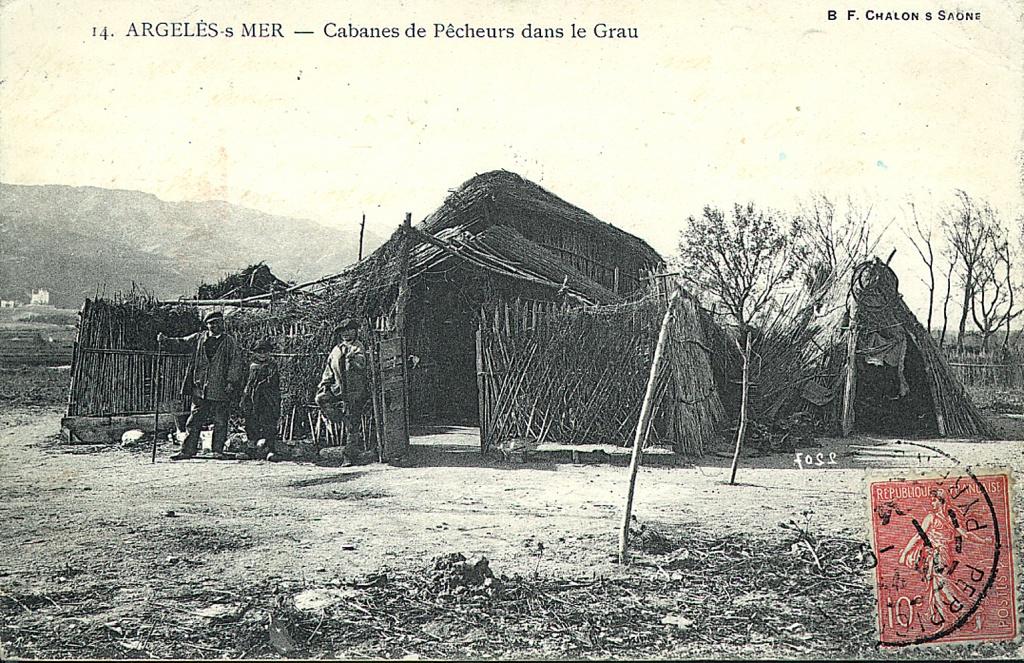 cabane de pecheurs 1914 1024x663 - Il étais une fois le racou