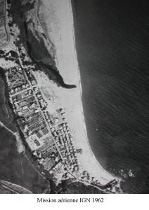 ign 1962 19998 212x300 - L'érosion du littoral au Racou