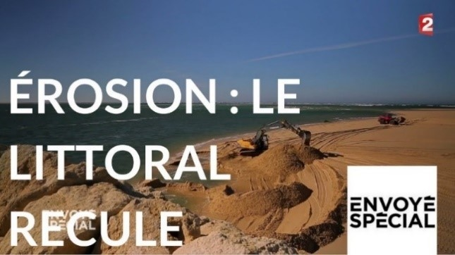 l erosion en france - L'érosion du littoral en France