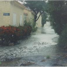 innondation habitation racou
