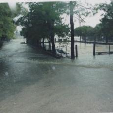 innondation racou