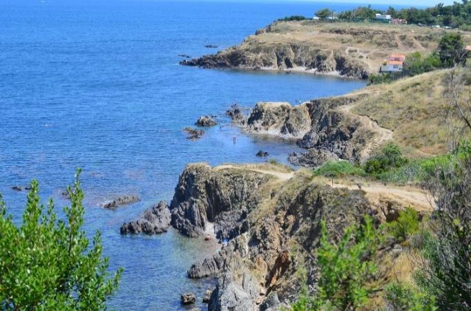 littoral - Aujourd'hui le Racou
