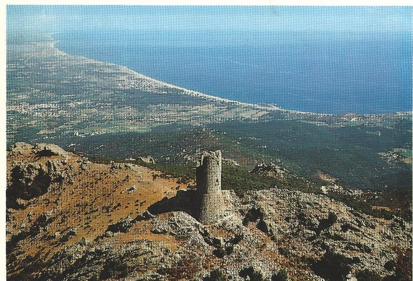 tour de la massane - Le racou : Espace littoral remarquable