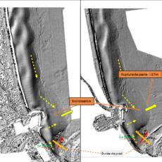 Application d'une nouvelle méthode d'étude aux fonds marins du Racou