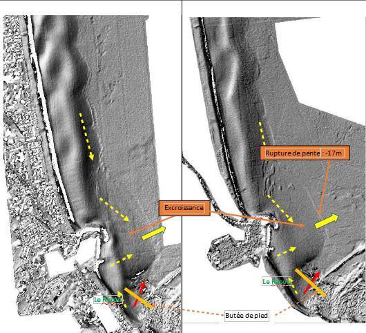 Illustration2 texte4 - Application d'une nouvelle méthode d'étude aux fonds marins du Racou