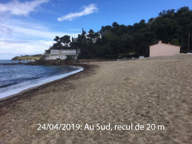 illustration3 article racou hiver 2018 2019 - La plage du Racou au cours de l'hiver 2018-2019