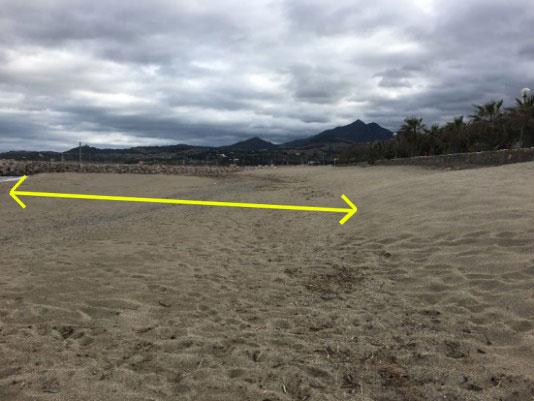 illustration6 article racou hiver 2018 2019 - La plage du Racou au cours de l'hiver 2018-2019