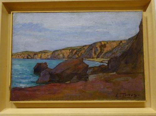 Criques de Porteils - Etienne Terrus (1857-1922)