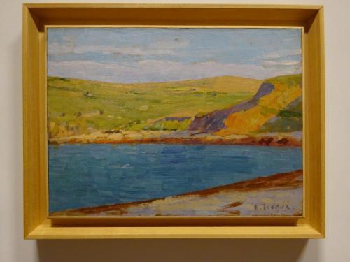La plage du Racou  - Etienne Terrus (1857-1922)